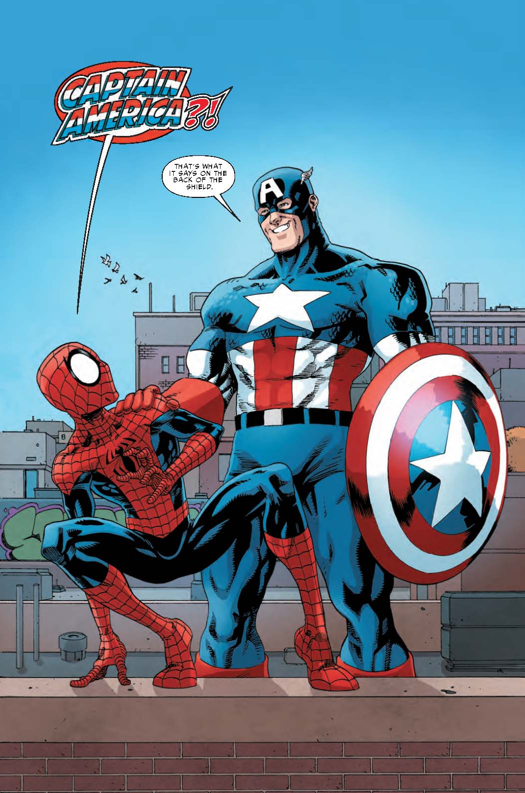 Marvel Preview: Spidey #10
