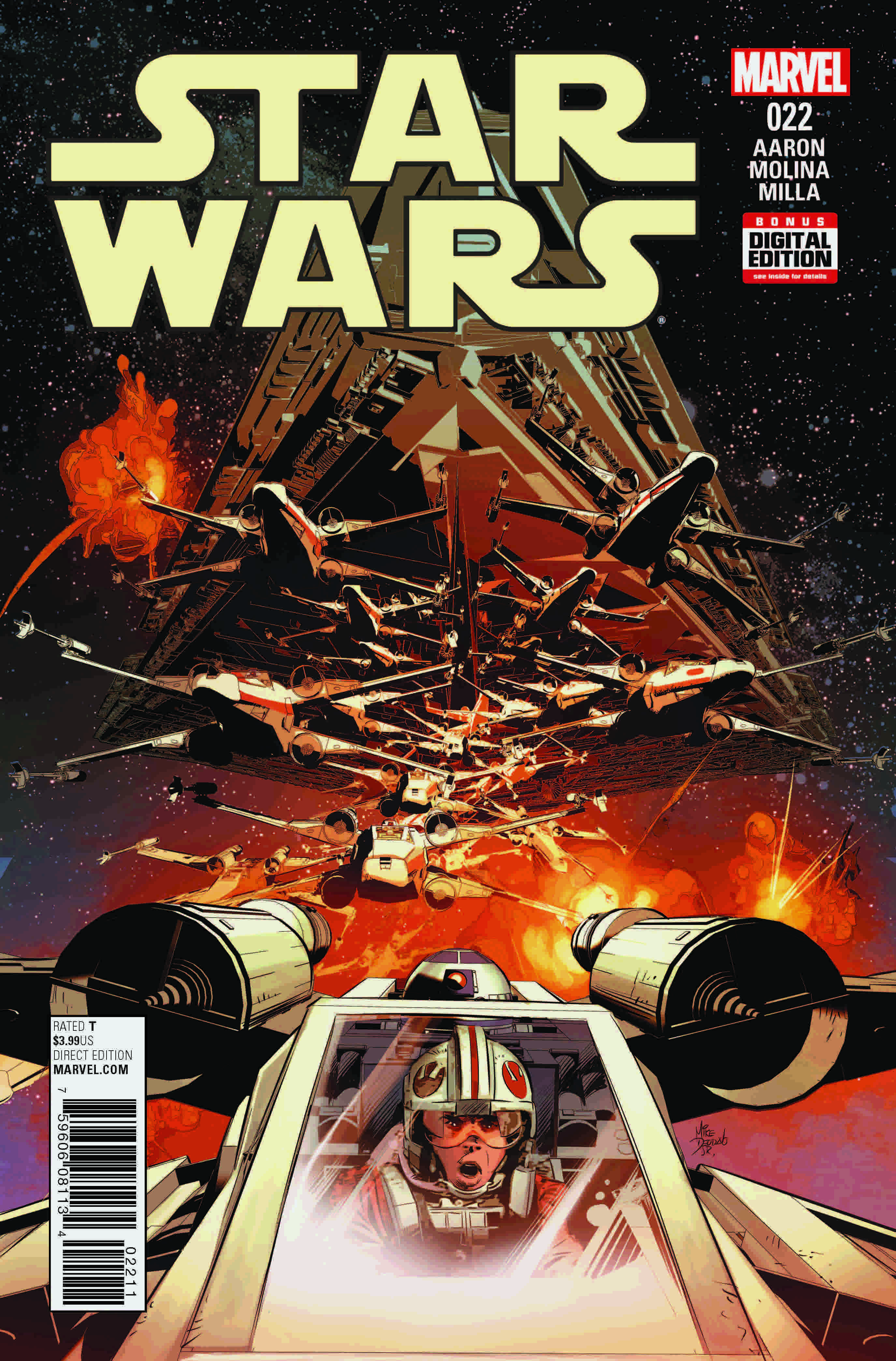 Marvel Preview: Star Wars #22