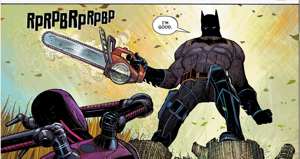 All-Star Batman #1 Review