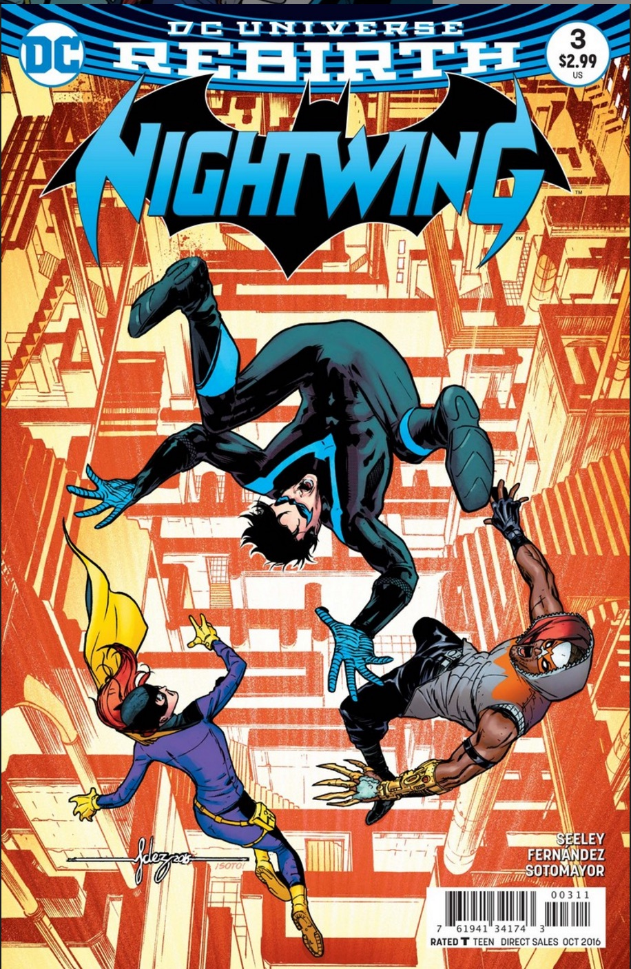 Nightwing #3 Review