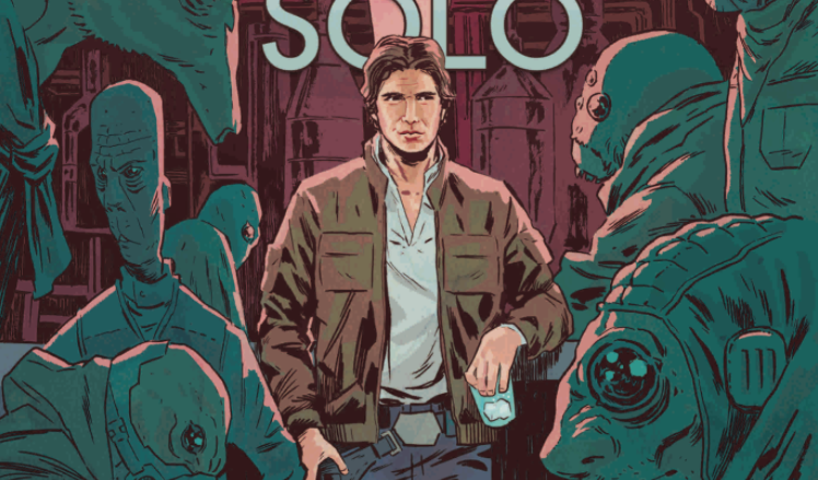 Marvel Preview: Star Wars: Han Solo #3