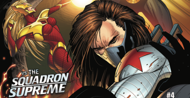 Marvel Preview: Thunderbolts #4