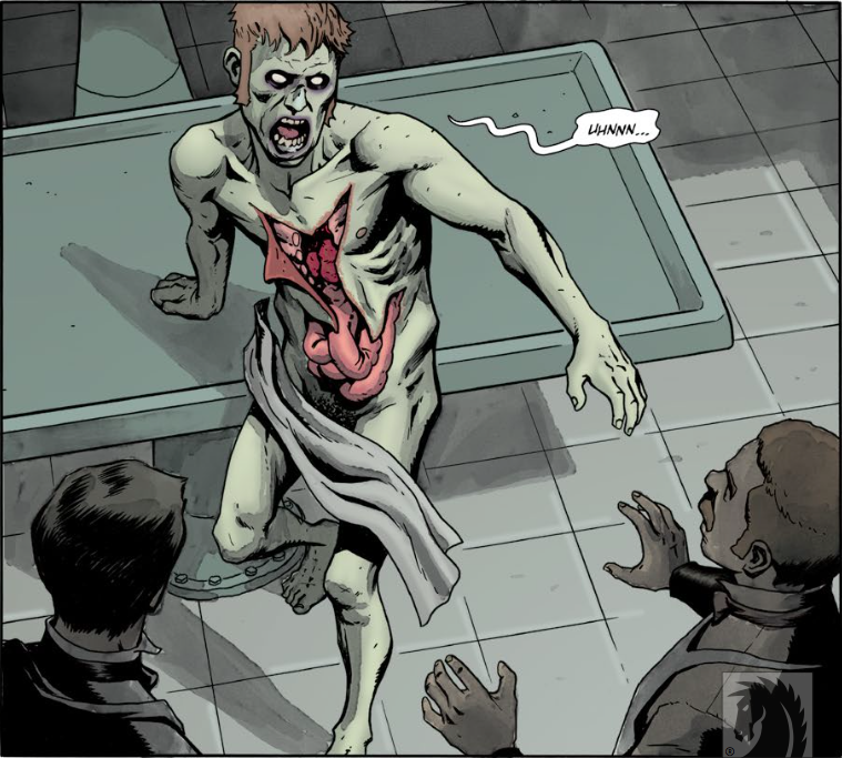 Witchfinder: City of the Dead #1 Review
