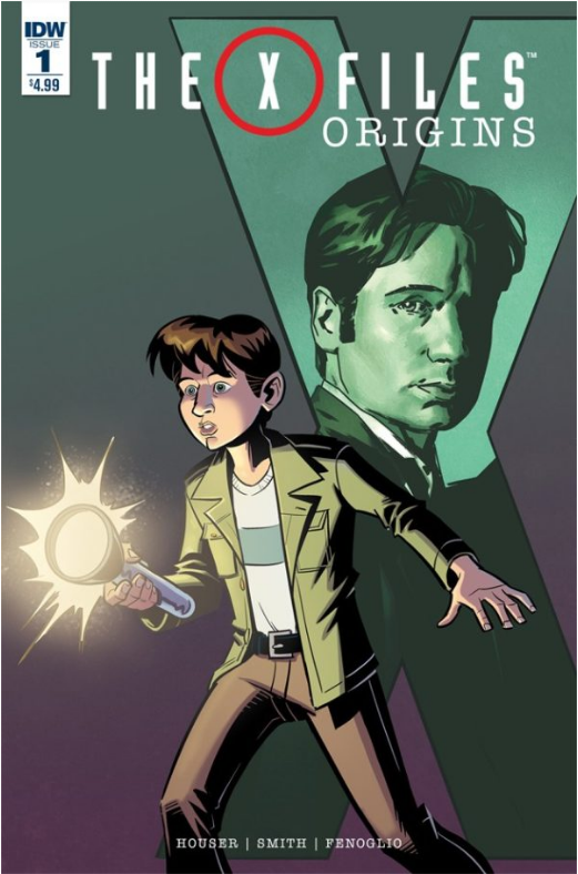 The X-Files: Origins #1 Review