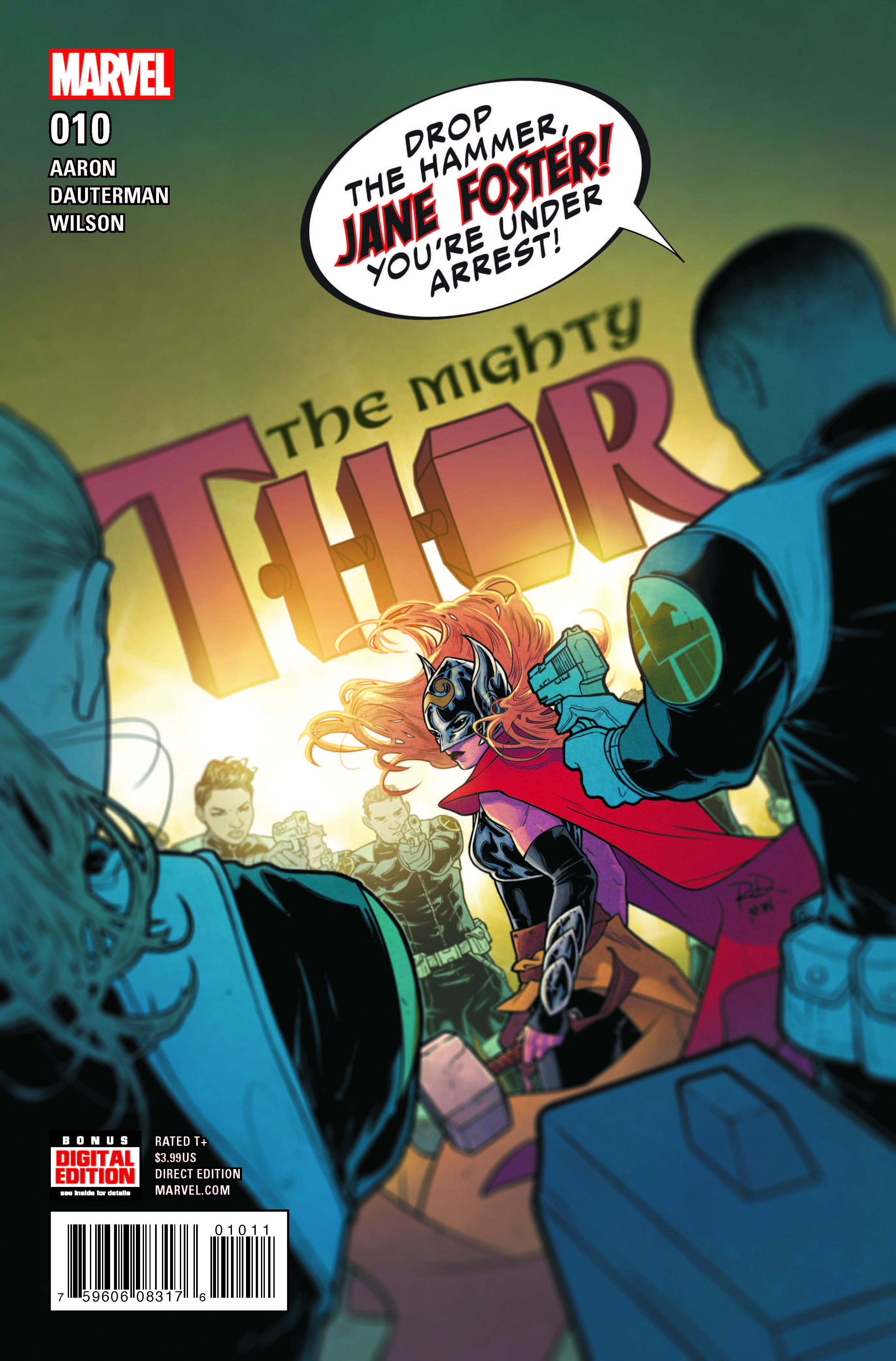 Marvel Preview: The Mighty Thor #10