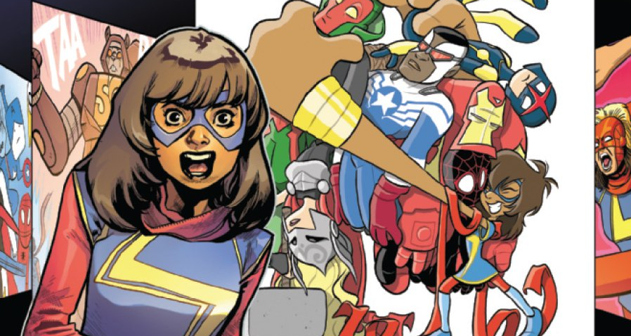 All-New, All-Different Avengers Annual #1 Review