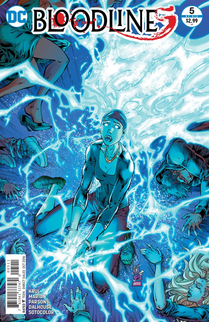 Bloodlines #5 Review