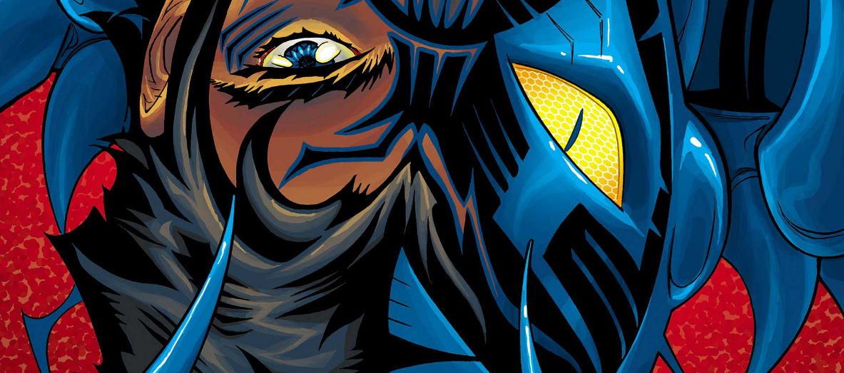 DC Preview:  Blue Beetle: Rebirth #1