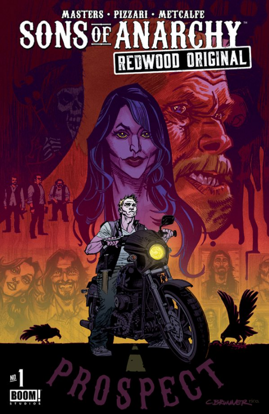Sons of Anarchy: Redwood Original #1 Review