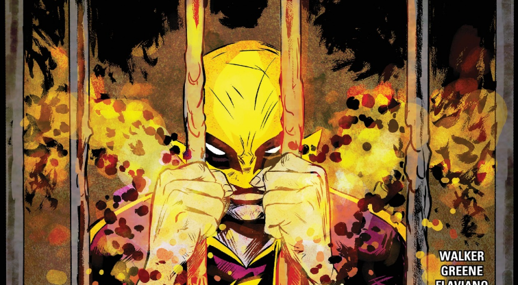 Marvel Preview:  Power Man and Iron Fist #7