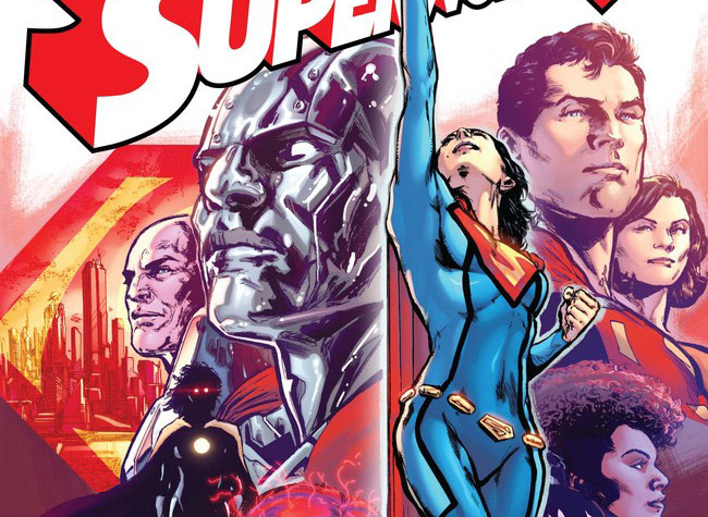 """Rebirth has reintroduced a number of characters back to the DCU spotlight while also doubling the total number of Superman-related series. Superwoman is one such series that made headway with its decision to place """"Lois"""" as the woman of steel. But don't we already have a Lois Lane? Is this a """"new"""" Lois? And of course, is it good?"""