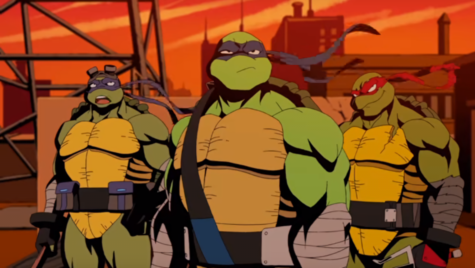 TMNT San Diego Comic-Con 2016 Animated Shorts
