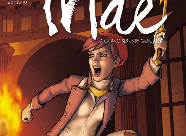 Mae #5 Review