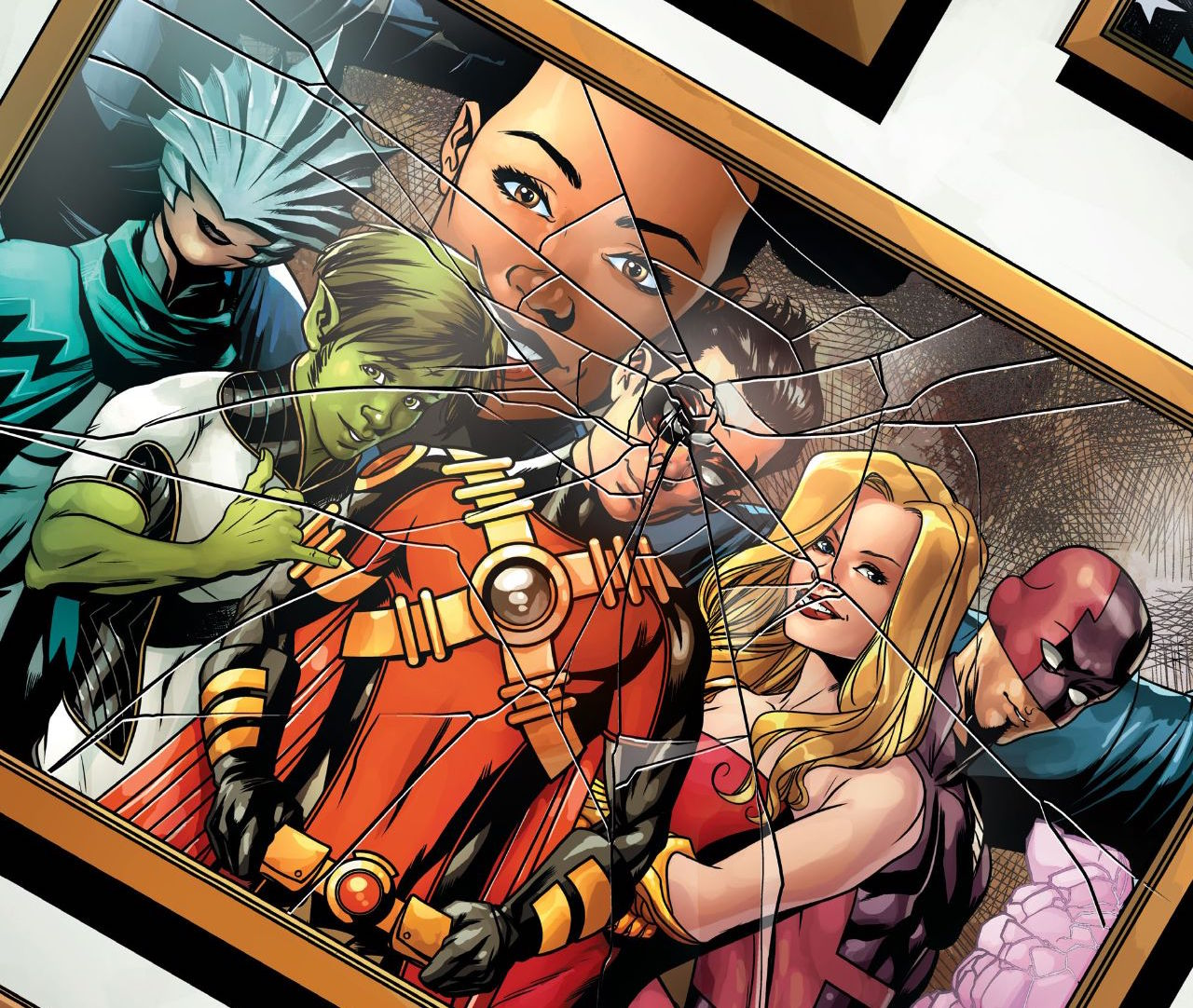 This is it folks, the last issue in the 24 issue Teen Titans run, as the team is disbanding. If you don't want to be spoiled I'd advise you to read Detective Comics #940 first! Let's say goodbye and answer the question, is it good?