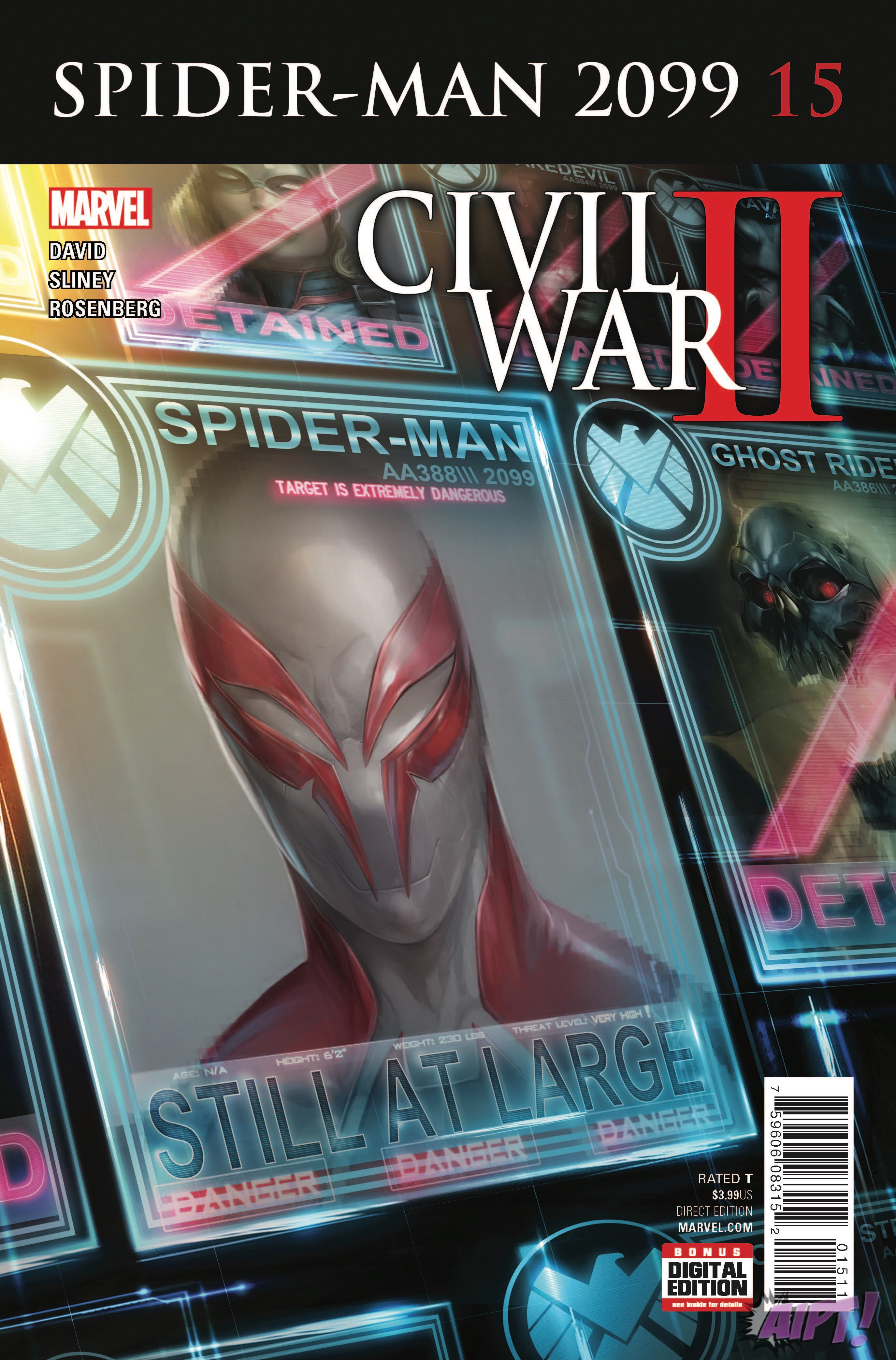 [EXCLUSIVE] Marvel Preview: Spider-Man 2099 #15