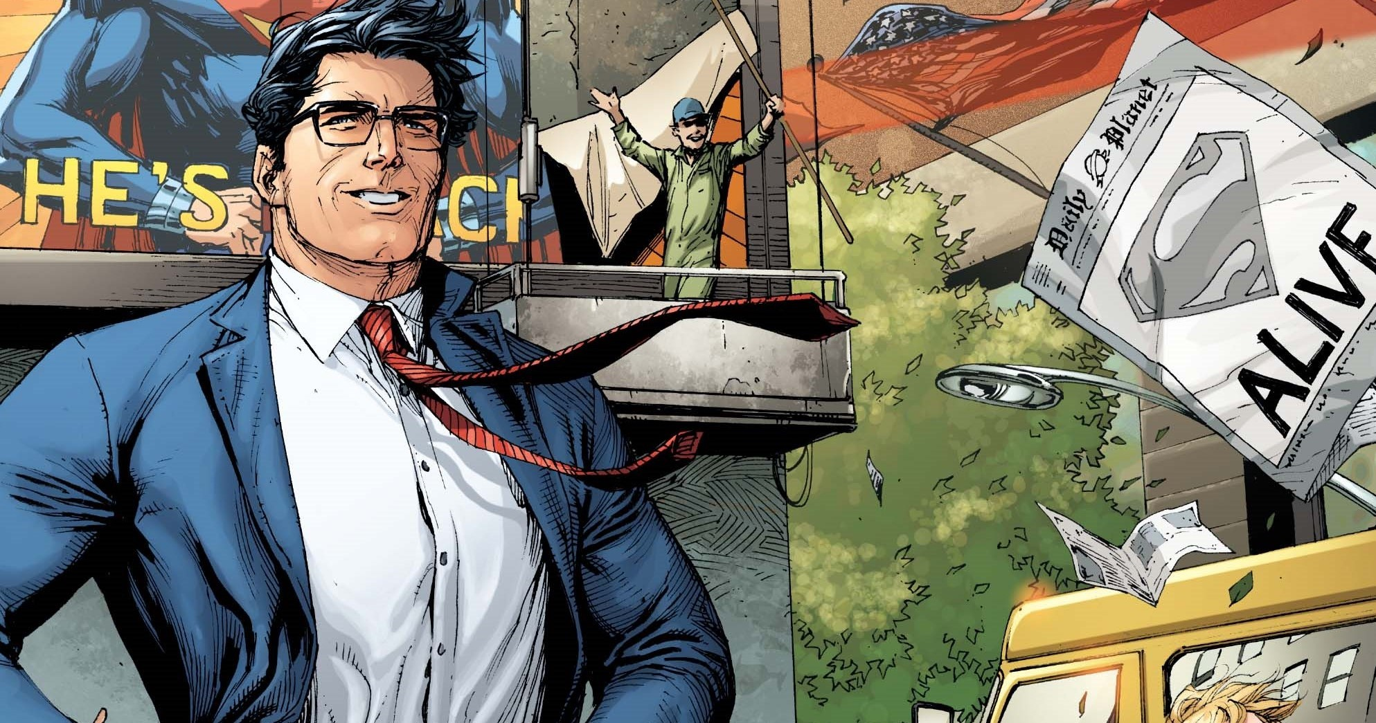 Action Comics #963 Review