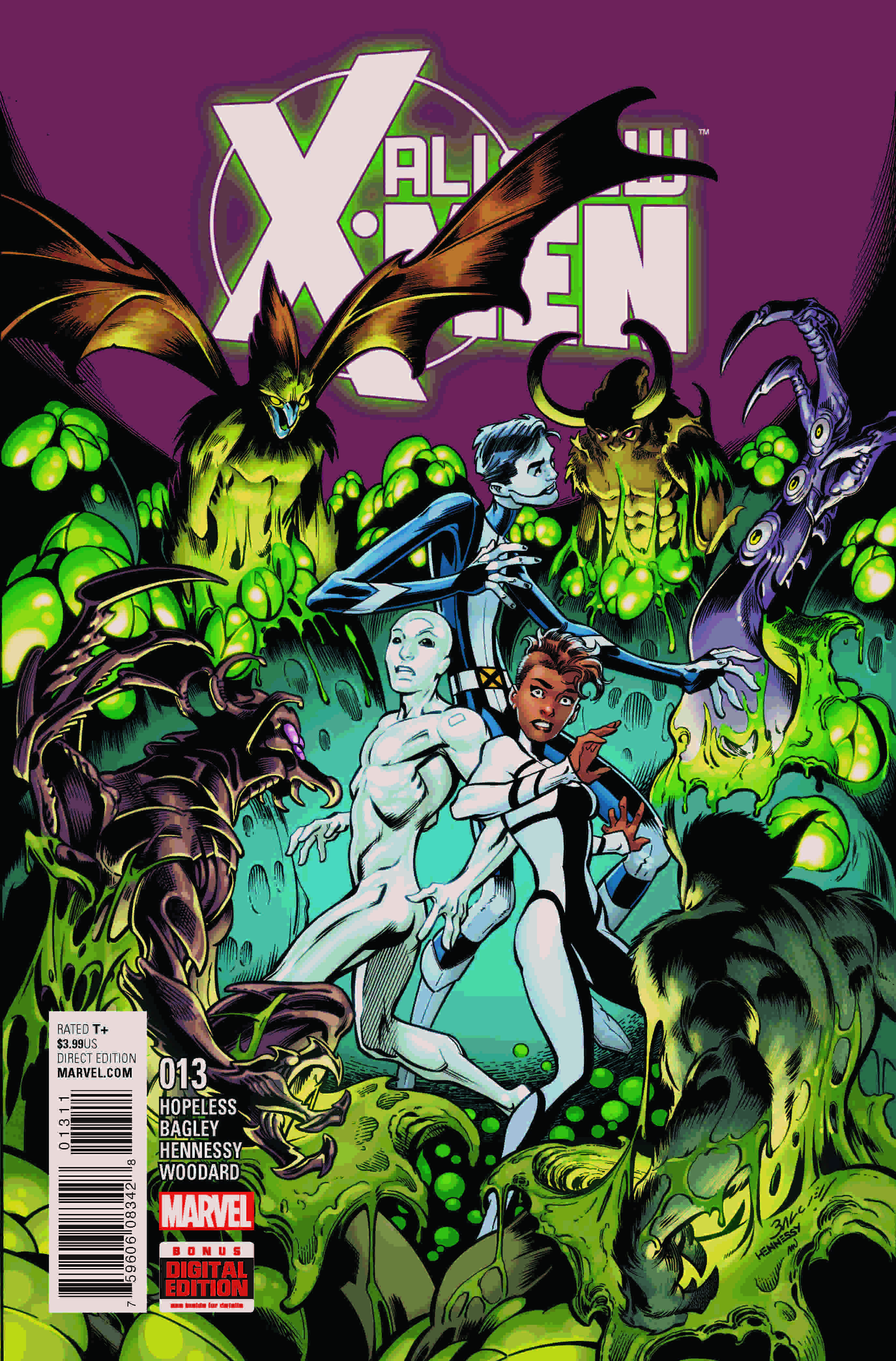 Marvel Preview: All-New X-Men #13