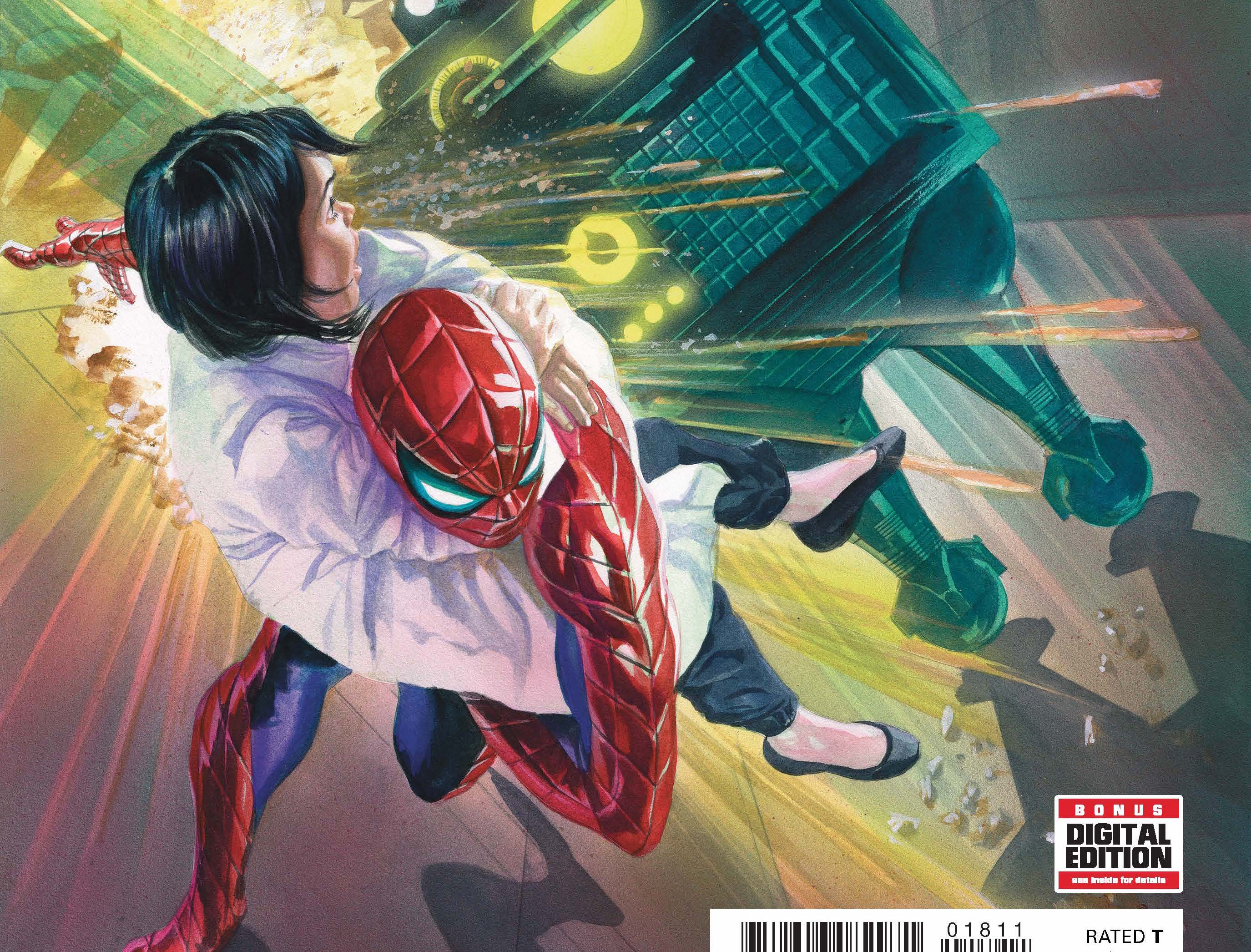 Marvel Preview: Amazing Spider-Man #18