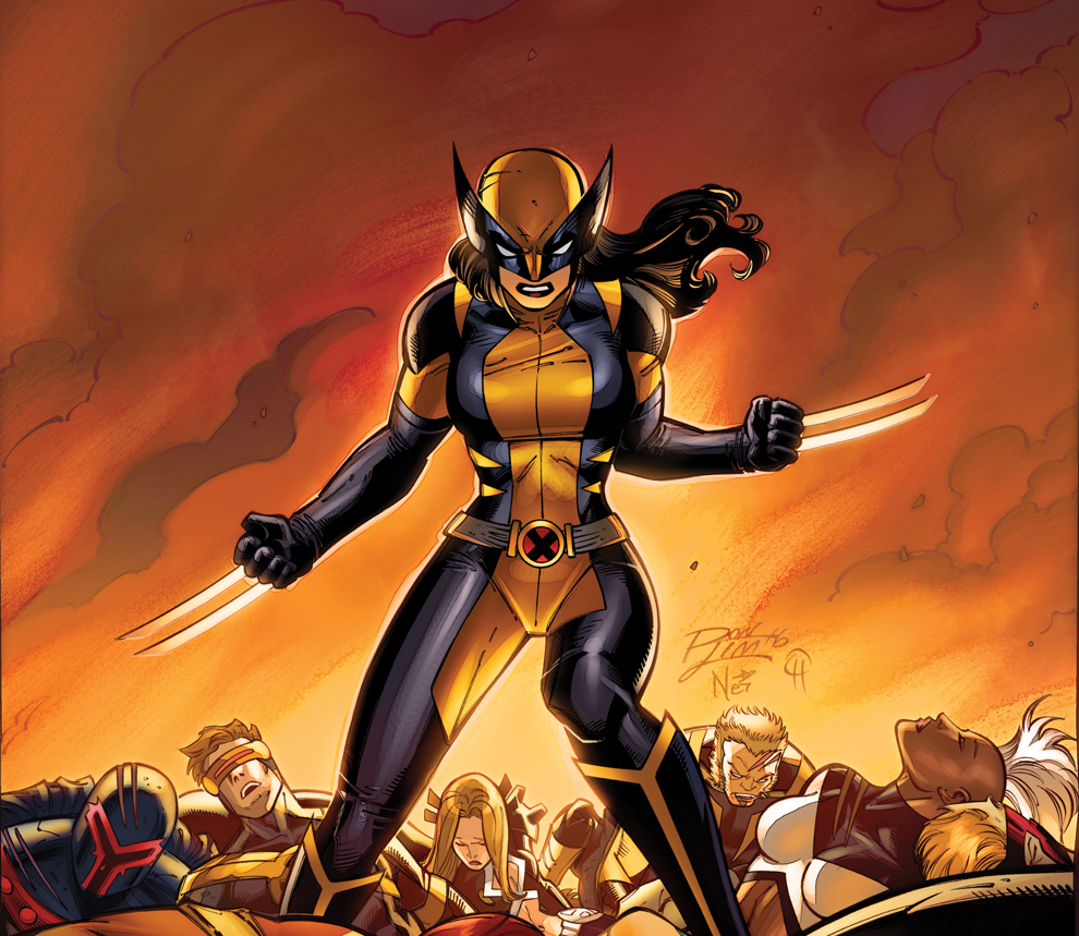 Marvel Preview: All-New Wolverine #13