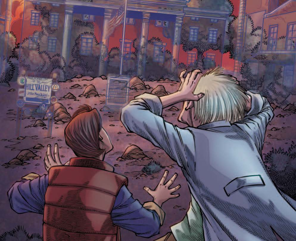 [EXCLUSIVE] IDW Preview: Back to the Future: Citizen Brown #5