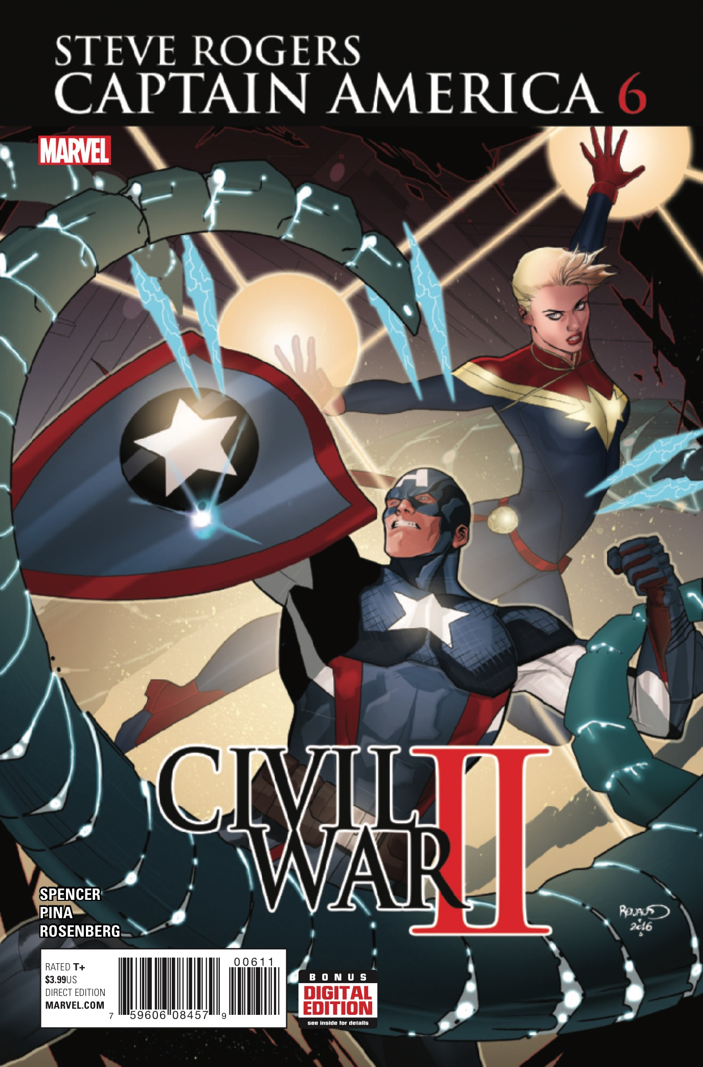 Marvel Preview: Captain America: Steve Rogers #6