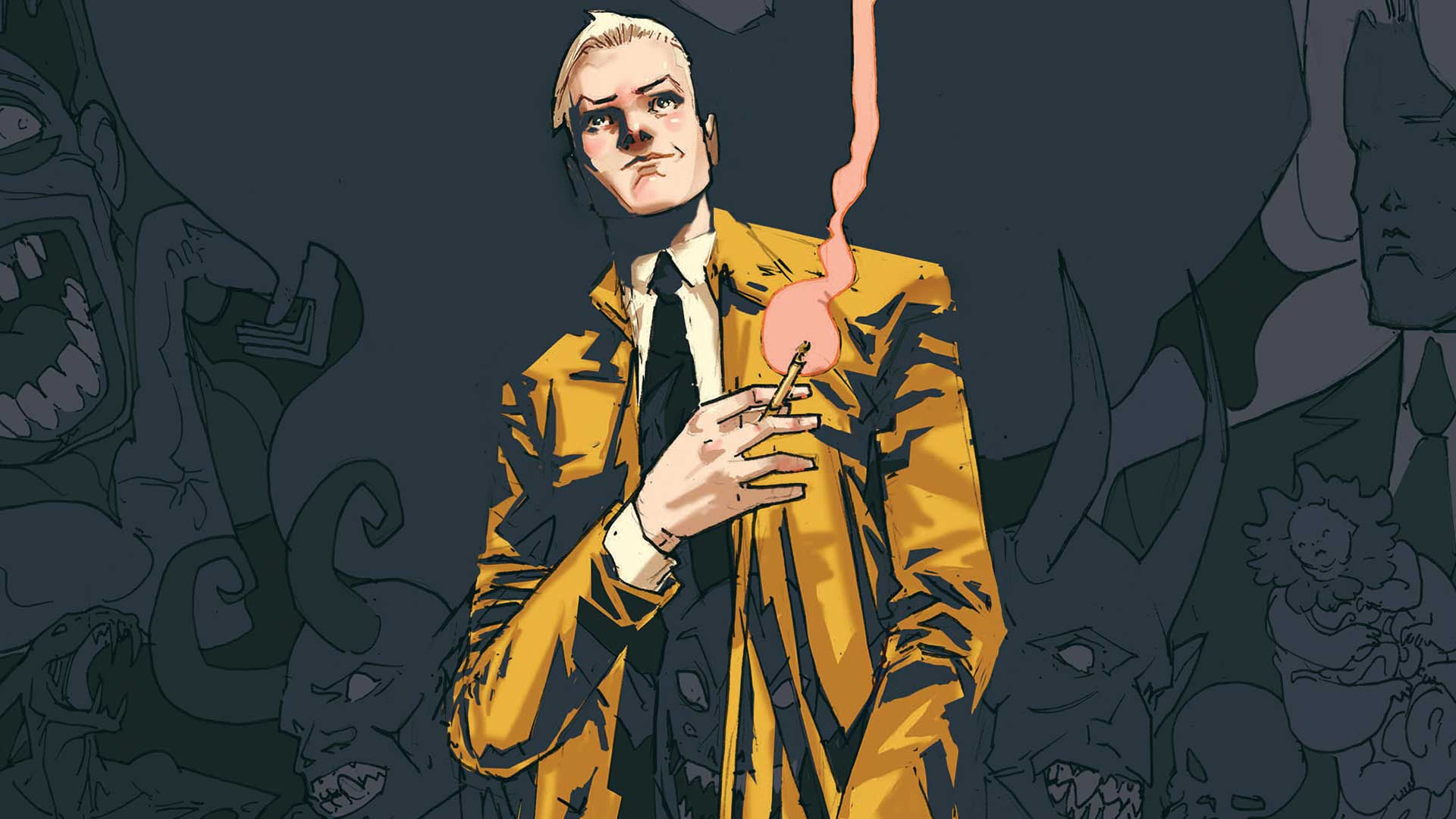 Constantine: The Hellblazer Vol. 2 – The Art of the Deal Review