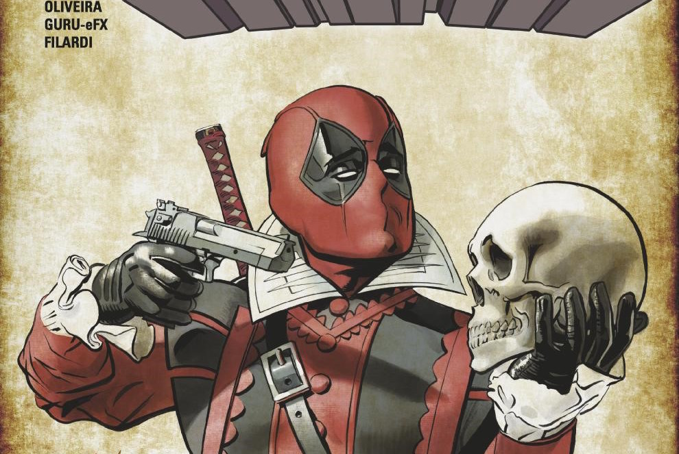 Marvel Preview: Deadpool #21