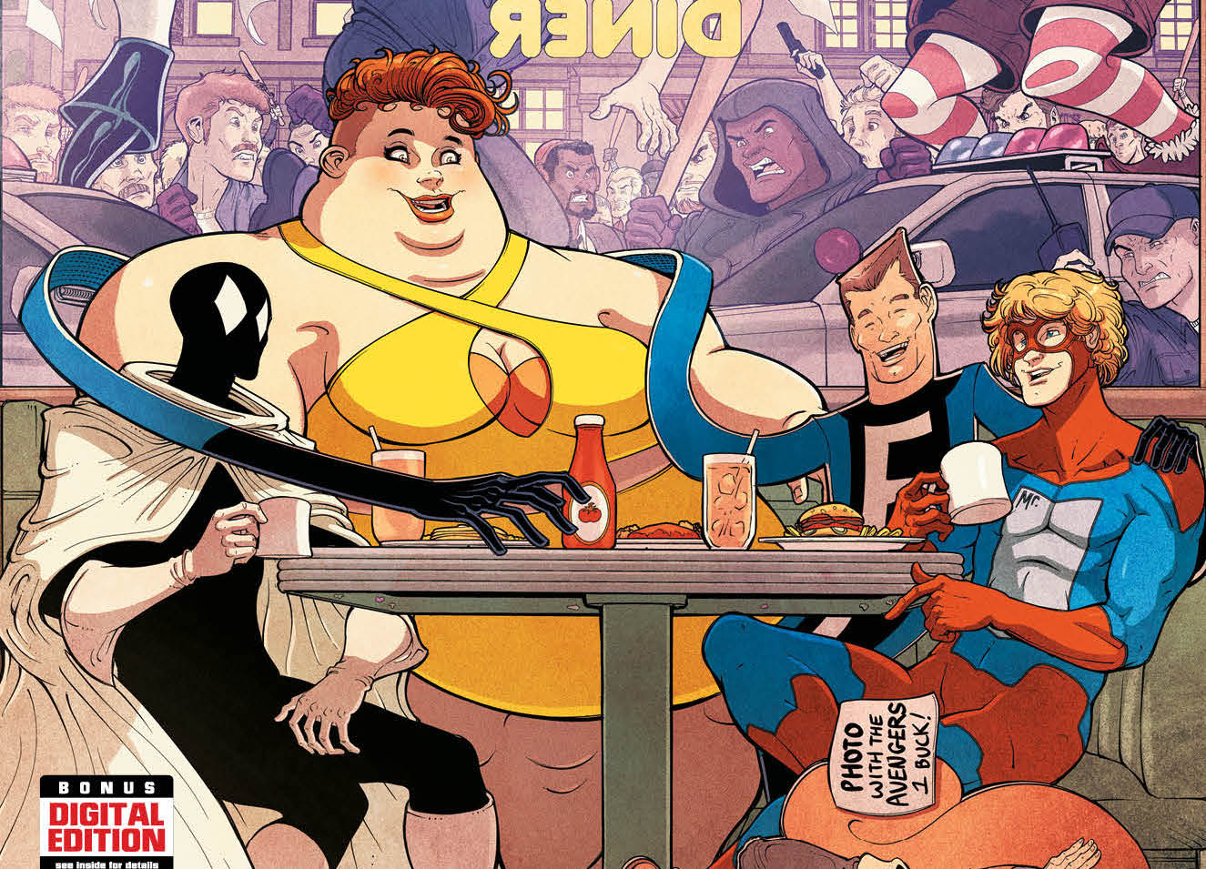 Marvel Preview: Great Lakes Avengers #1