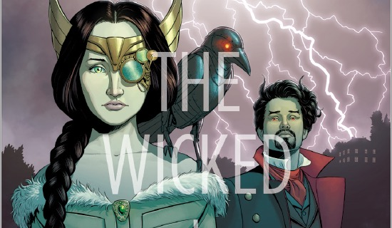 The Wicked + The Divine: 1831 Review