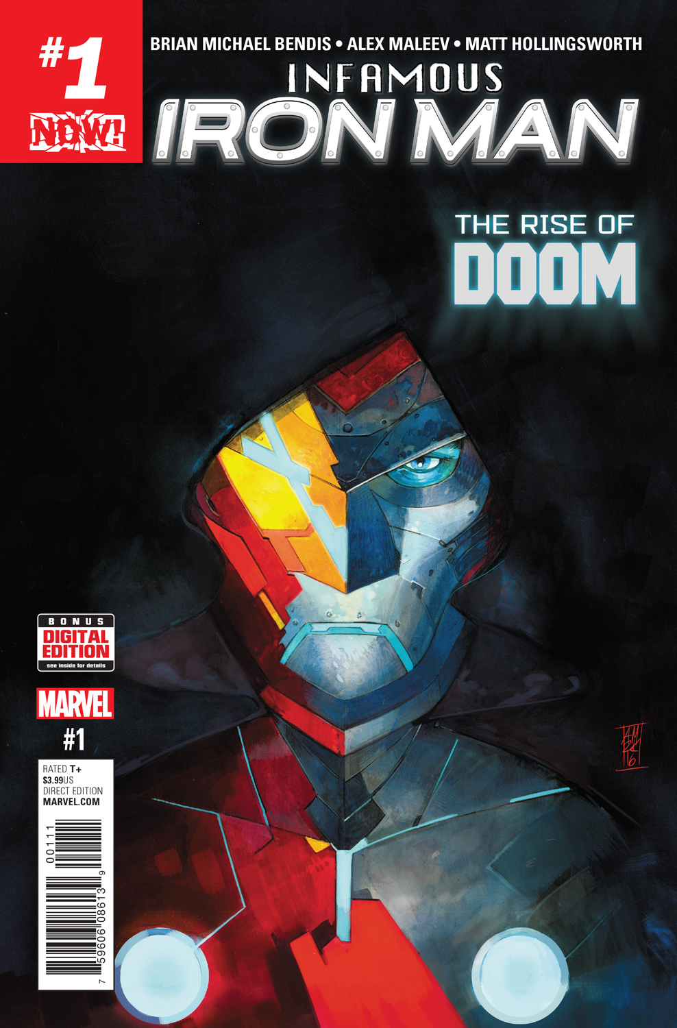 Marvel Preview: Infamous Iron Man #1