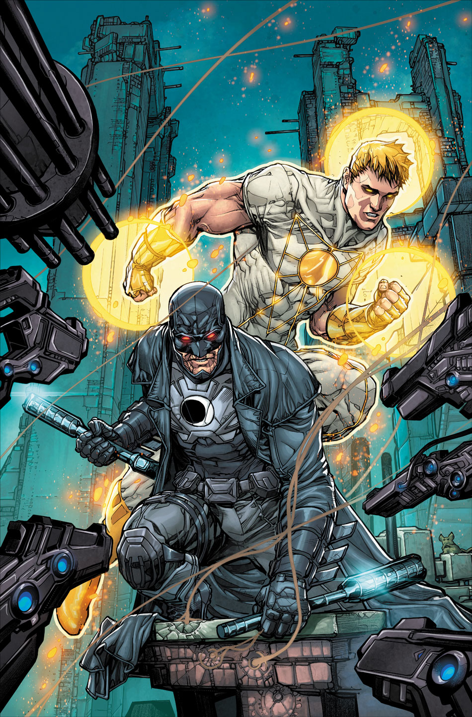 DC Preview: Midnighter and Apollo #1