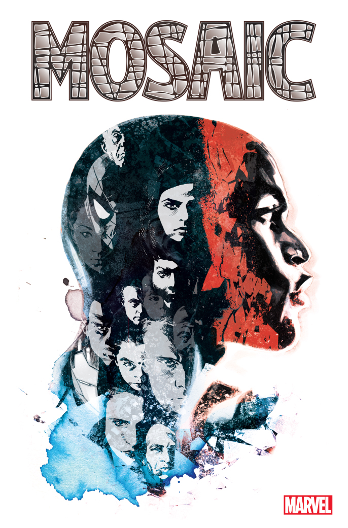 Marvel Preview: Mosaic #1