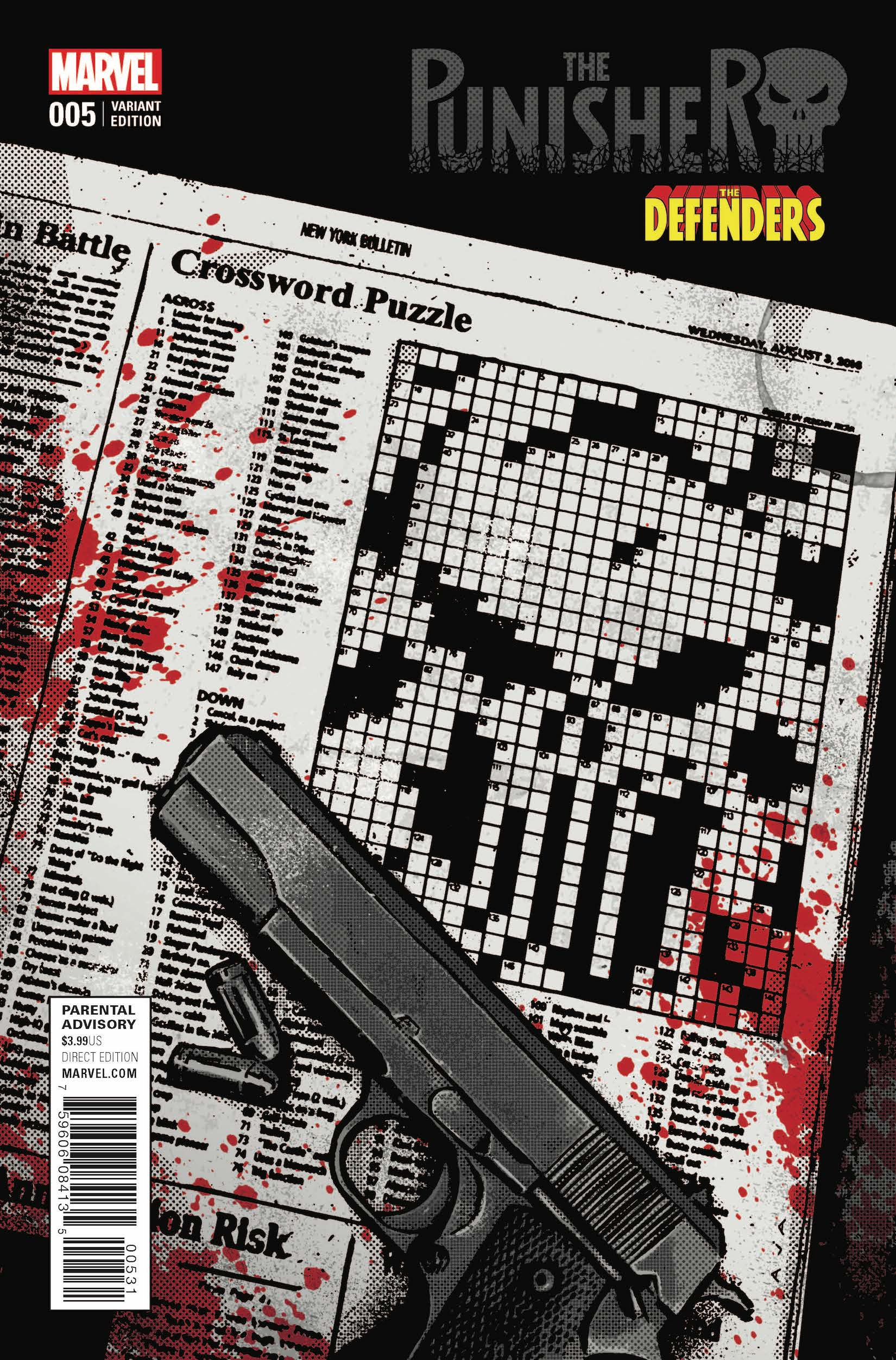 Marvel Preview: The Punisher #5