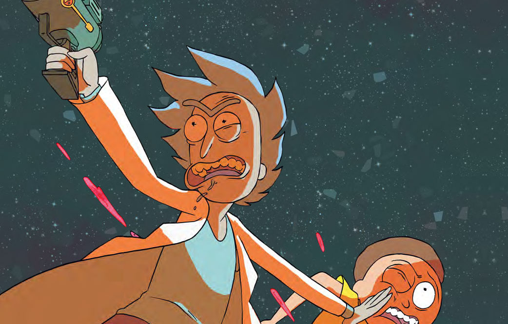 In part 2 of our interview with the Rick and Morty writing, coloring, and artist team we discuss the nature of backups in comics, the pressure of satisfying fans, and more!