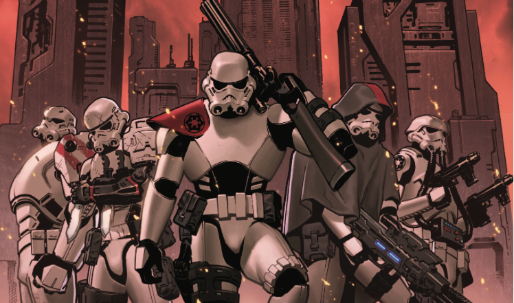 Marvel Preview: Star Wars #23
