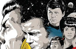 Star Trek 50 Artists 50 Years image