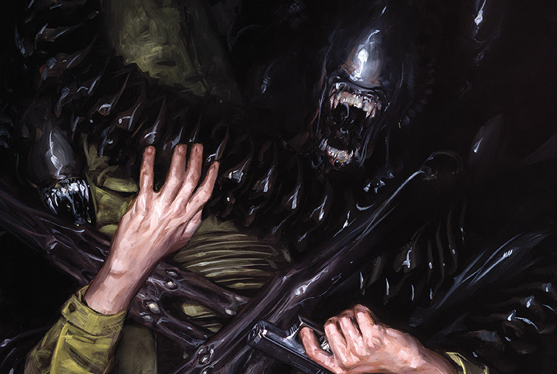 Aliens: Life and Death #1 Review