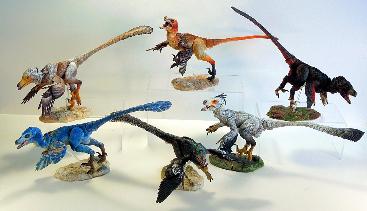 Interview with David Silva, creator of the 'Beasts of the Mesozoic' dinosaur toy line