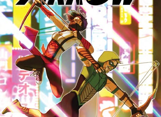 Green Arrow #7 Review