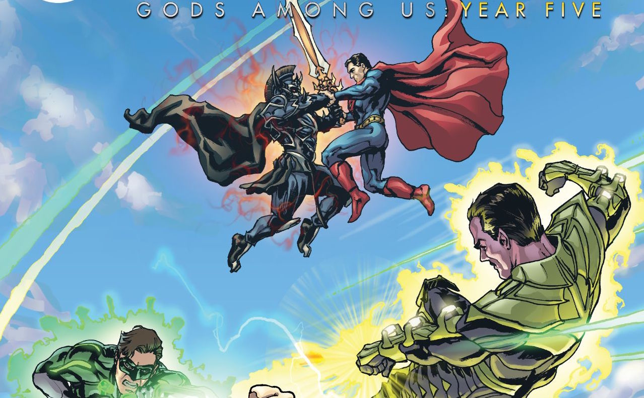 Injustice: Gods Among Us: Year Five #19 Review
