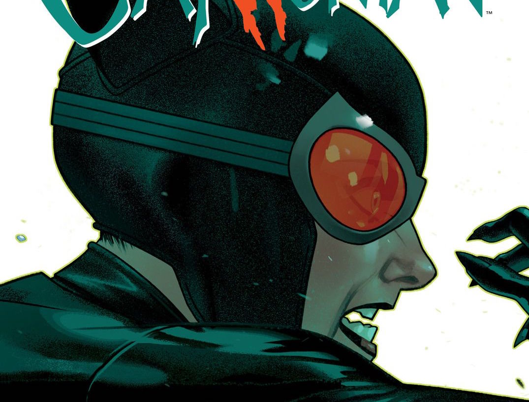 Catwoman Vol 8: Run Like Hell Review
