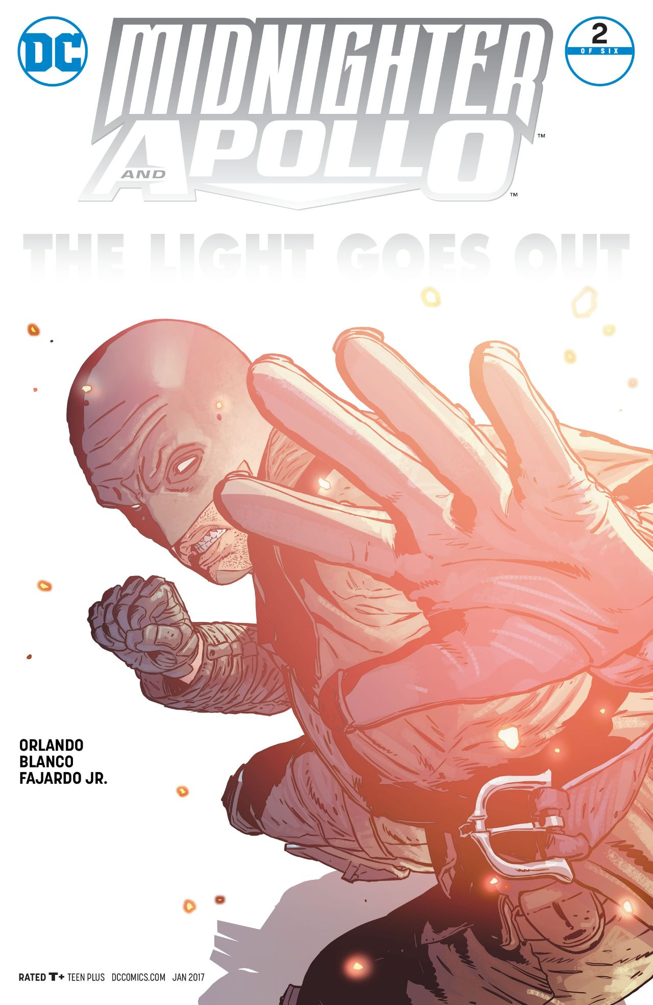 Midnighter and Apollo #2 Review