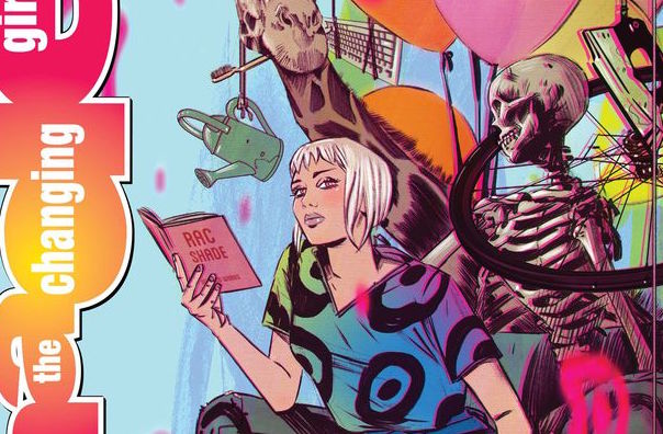 Shade, the Changing Girl #1 Review