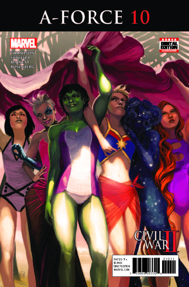 Marvel Preview: A-Force #10