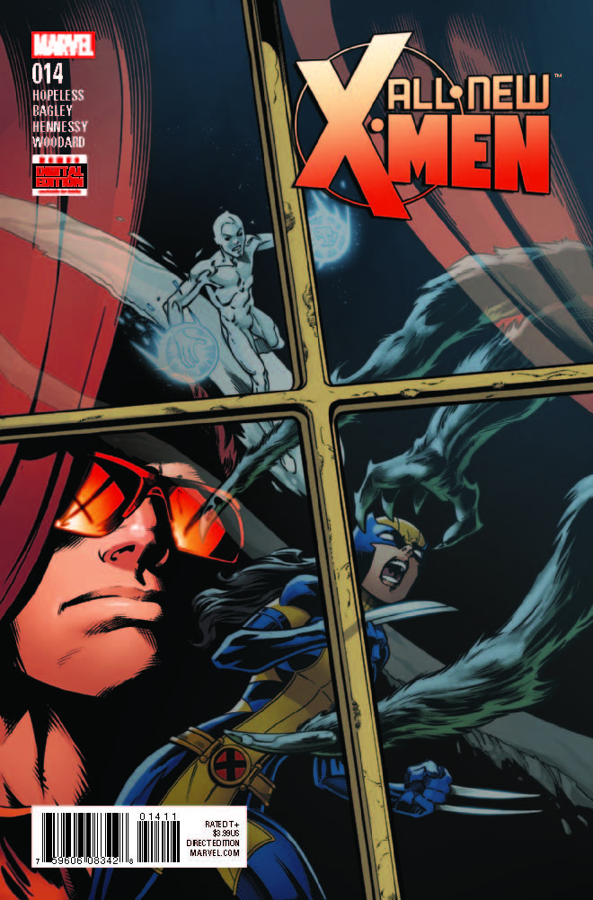 Marvel Preview: All-New X-Men #14