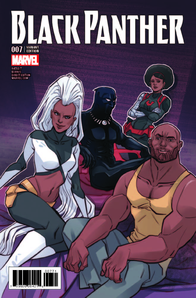 Marvel Preview: Black Panther #7