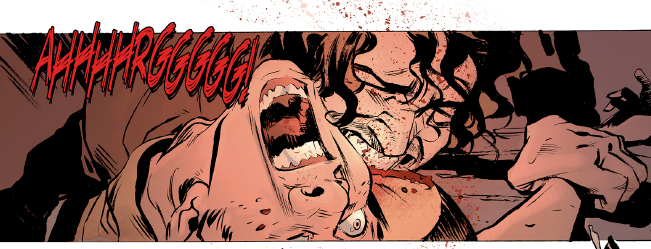 Cannibal #1 Review