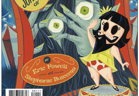 Chimichanga: Sorrow of the World's Worst Face #1 Review
