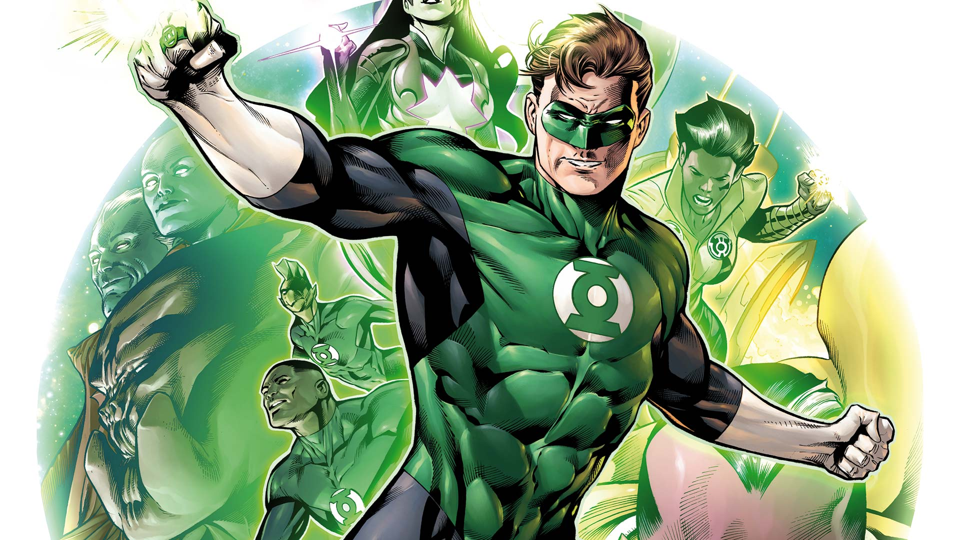 [New York Comic Con 2016] - Interview with Robert Venditti, writer of 'Hal Jordan and the Green Lantern Corps'
