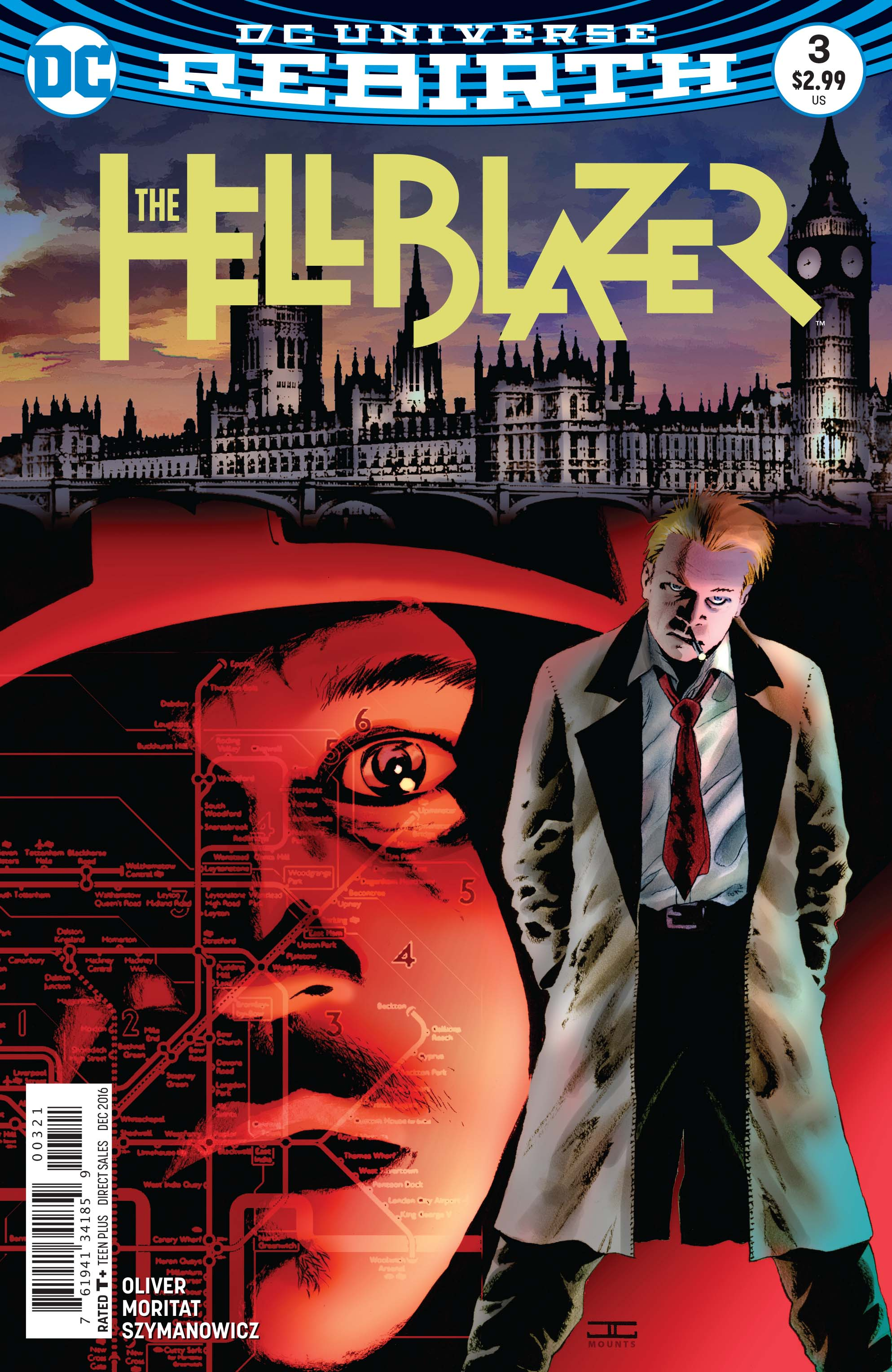 The Hellblazer #3 Review